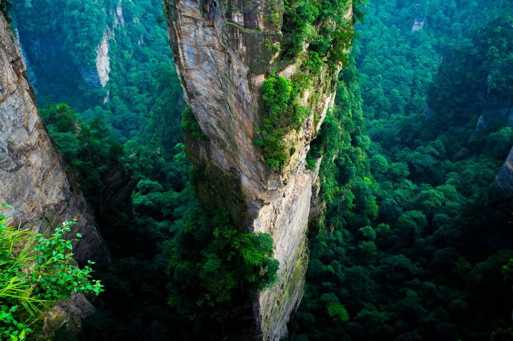 死ぬまでに一度は行きたい世界の絶景:武陵源