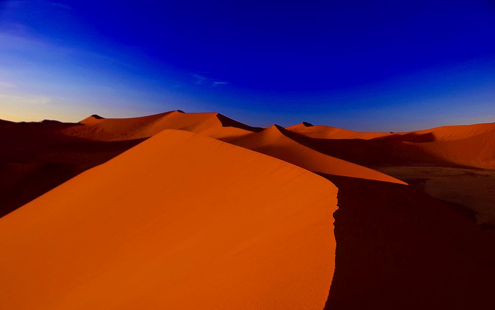 地球とは思えない景色を教えてくれる絶景の宝庫「ナミブ砂漠」