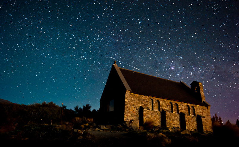 星空を世界遺産に!?宇宙からの贈り物と呼ばれる「テカポ」の美しすぎる絶景