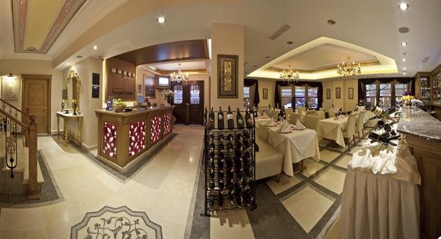 ベスト・ウエスタン・アクロポルのレストラン