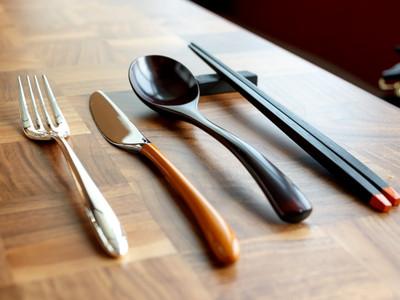 アンダーズ東京の朝食ブッフェのカラトミー