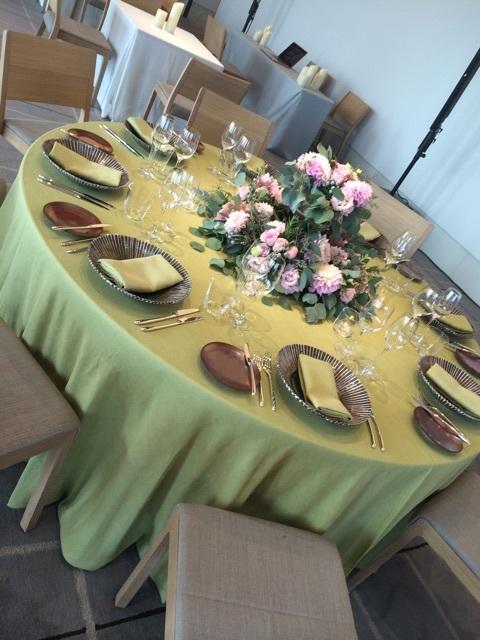 アンダーズ東京の結婚式のアイテムフェア