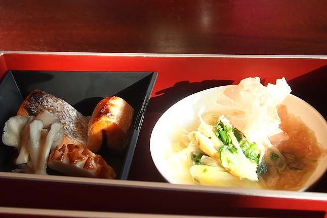 ザ・リッツ・カールトン京都の和食膳