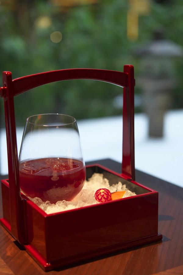 ザ・リッツカールトン京都のザ・バーのカクテル