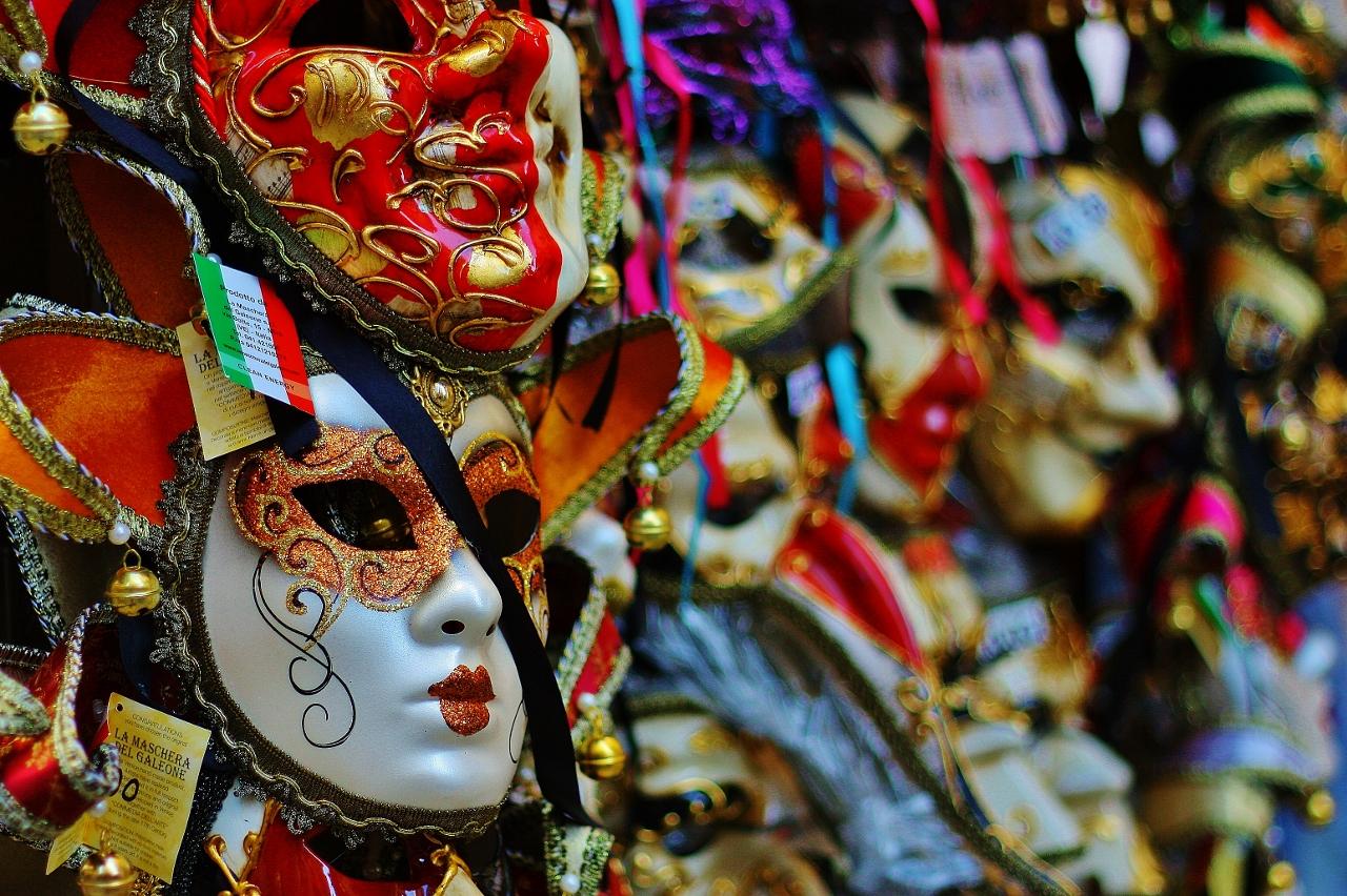 イタリア ヴェネツィア 仮面屋