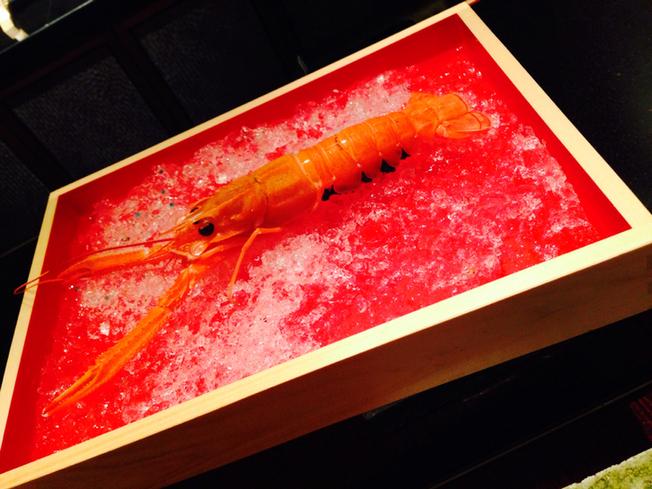 鮨 水暉の料理