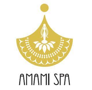 ヒルトン沖縄北谷リゾートのアマミスパのロゴ