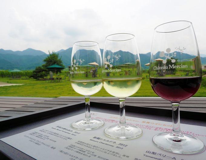 ワイン好き必見!日本初「やまなしワインタクシー」でワインと温泉三昧の旅へ♪