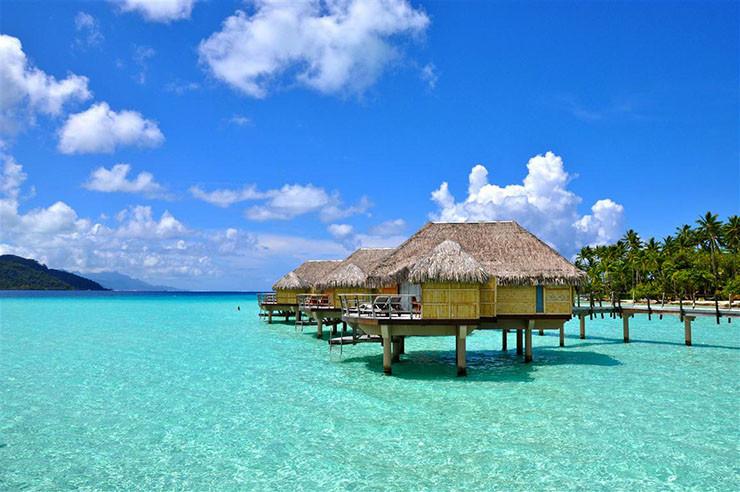 世界の旅好きが選んだアジアの素晴らしい島ベスト5