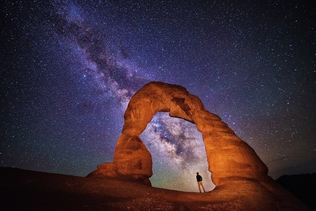 ウユニ塩湖だけじゃない!世界の星空が美しすぎる観光地5選
