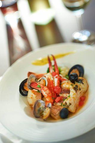イタリアンレストラン「CORRENTE(コレンテ)」の料理