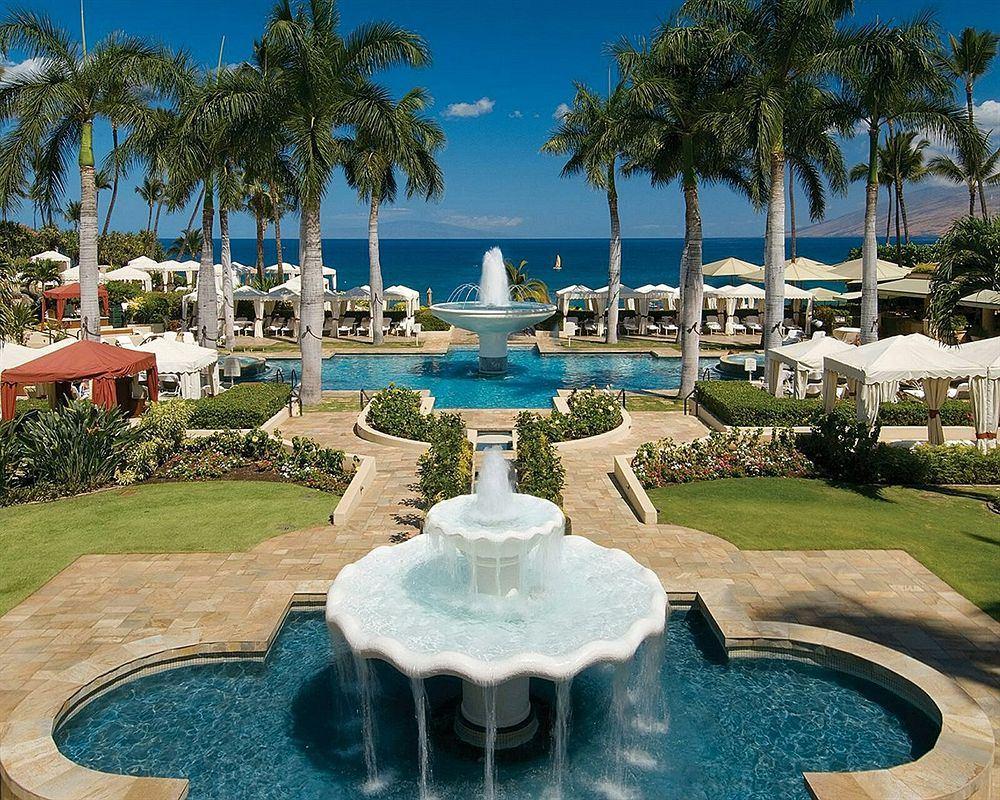 フォーシーズンズ・リゾート・マウイ・アット・ワイレア Four Seasons Resort Maui at Waileaの風景