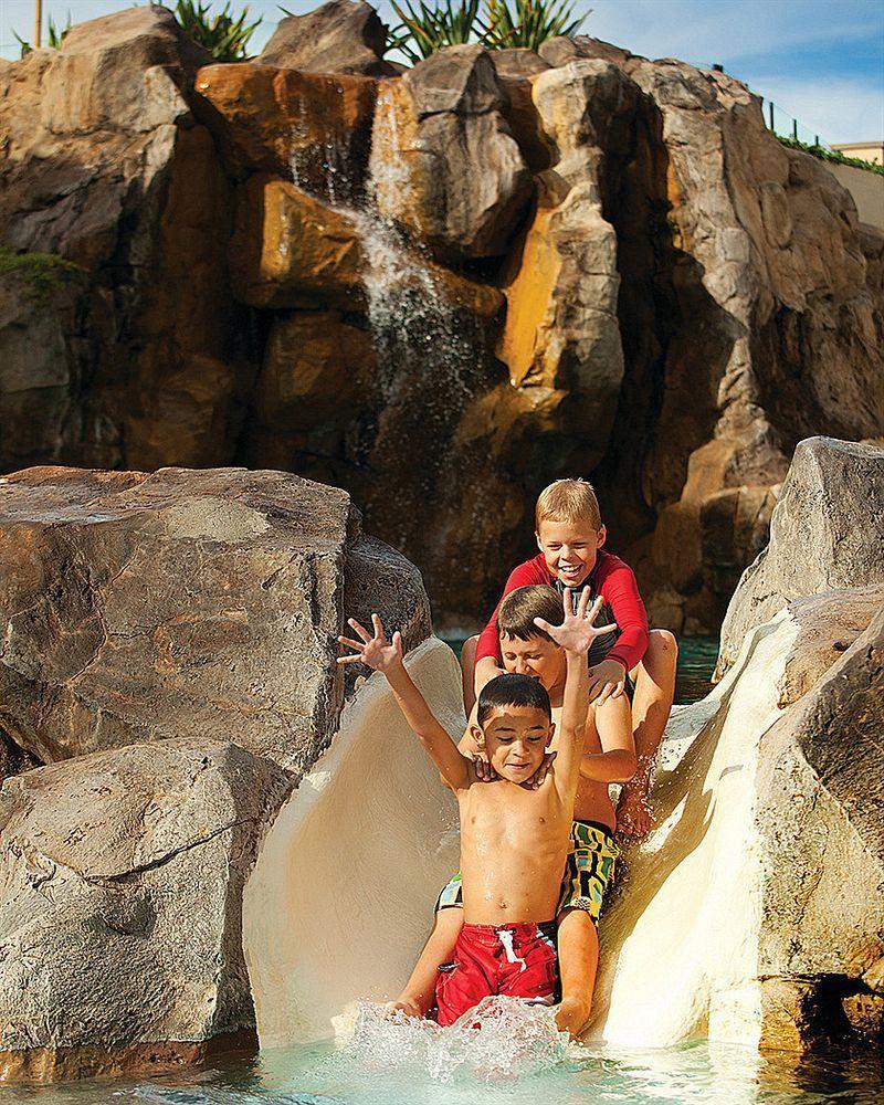 フォーシーズンズ・リゾート・マウイ・アット・ワイレア Four Seasons Resort Maui at Waileaのプールのスライダー