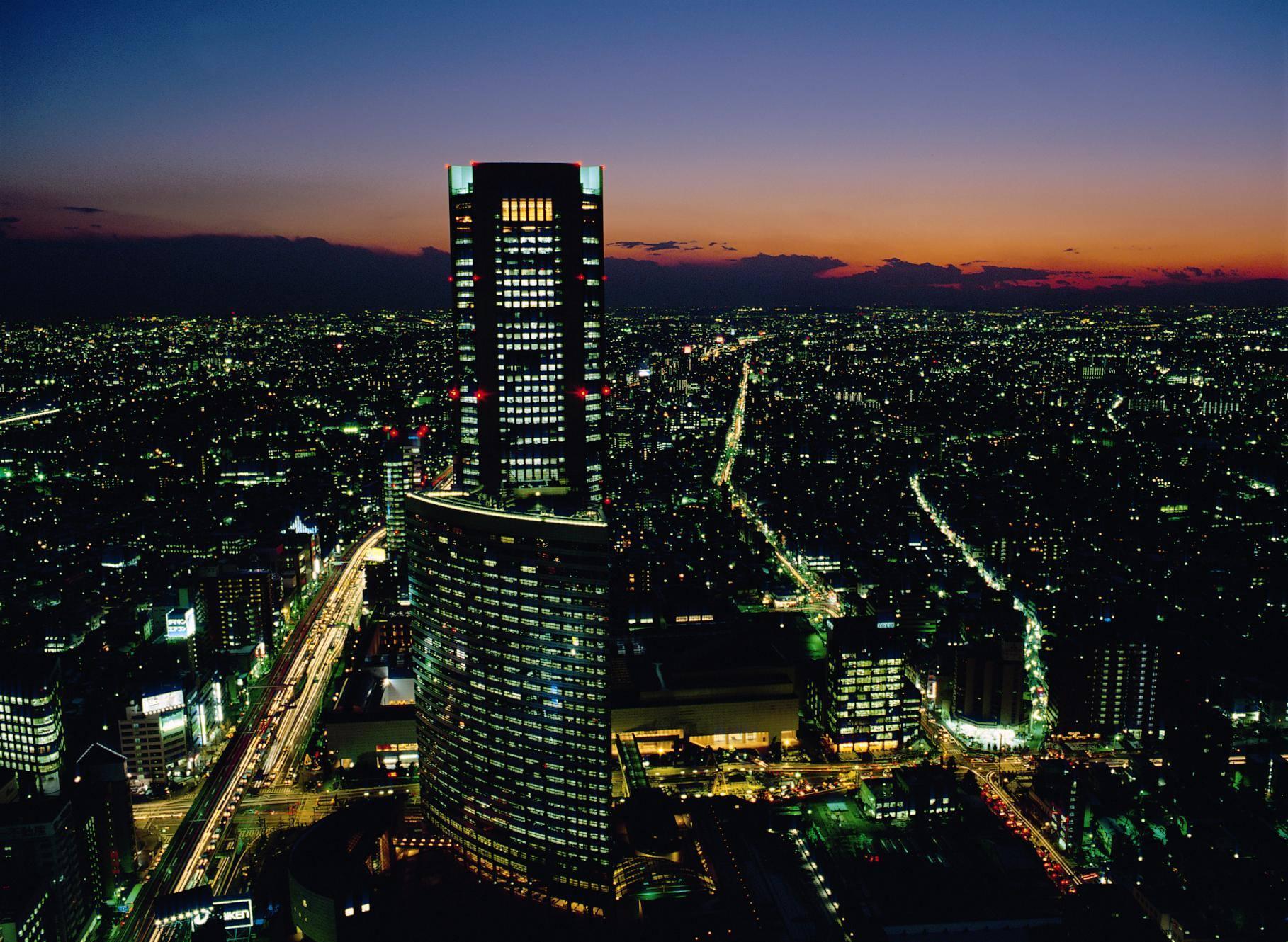 日本一の歓楽街「新宿」の高級ホテルおすすめランキング