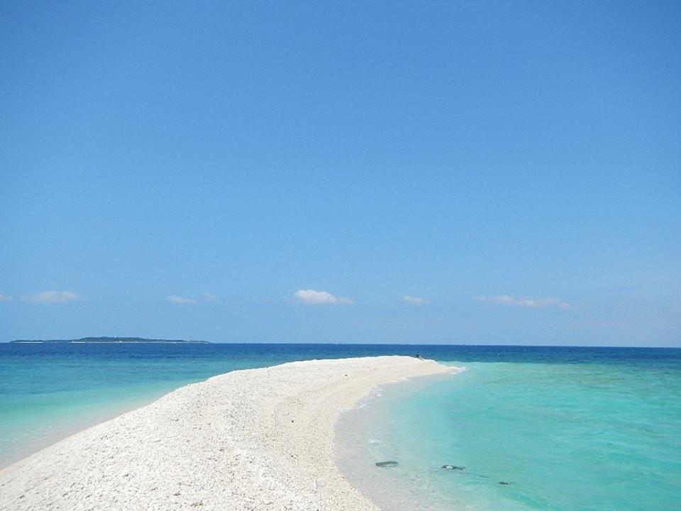 地図に載らない無人島!?透き通った海に、生き生きとした珊瑚の「バラス島」の魅力とは