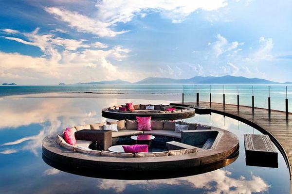 世界中の旅行者を魅了する「Wホテル」のデザインセンスに満ち溢れたホテル5選