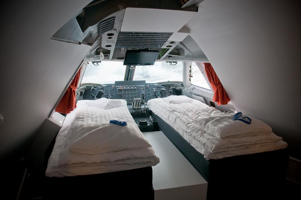 コックピットに泊まれちゃう!?「ジャンボステイ」は飛行機好きのためのユニークホテル