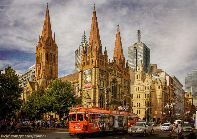 世界一住みやすい都市!魅力溢れるオセアニア屈指の世界都市「メルボルン」