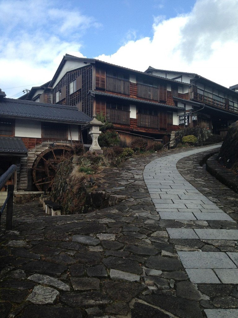 Foursquare_of_Magome-juku_1