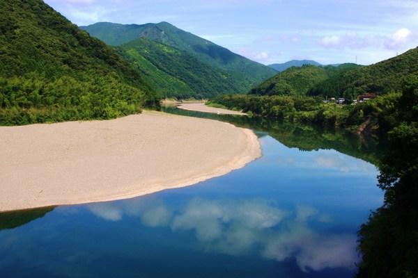 まだ見ぬ日本シリーズ:日本最後の清流「四万十川」
