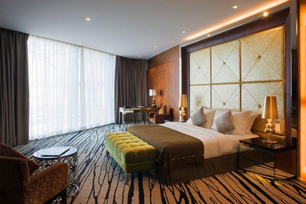 ザ・メイダン・ホテルの部屋
