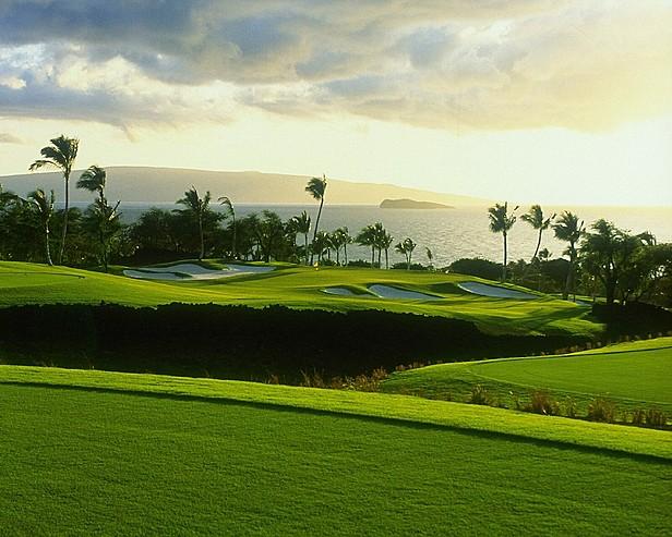 フォーシーズンズ・リゾート・マウイ・アット・ワイレア Four Seasons Resort Maui at Waileaのゴルフコース