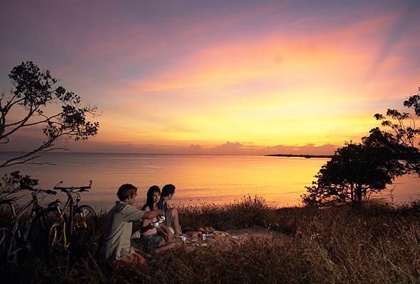 ザ・ムンジャンガン 海沿い
