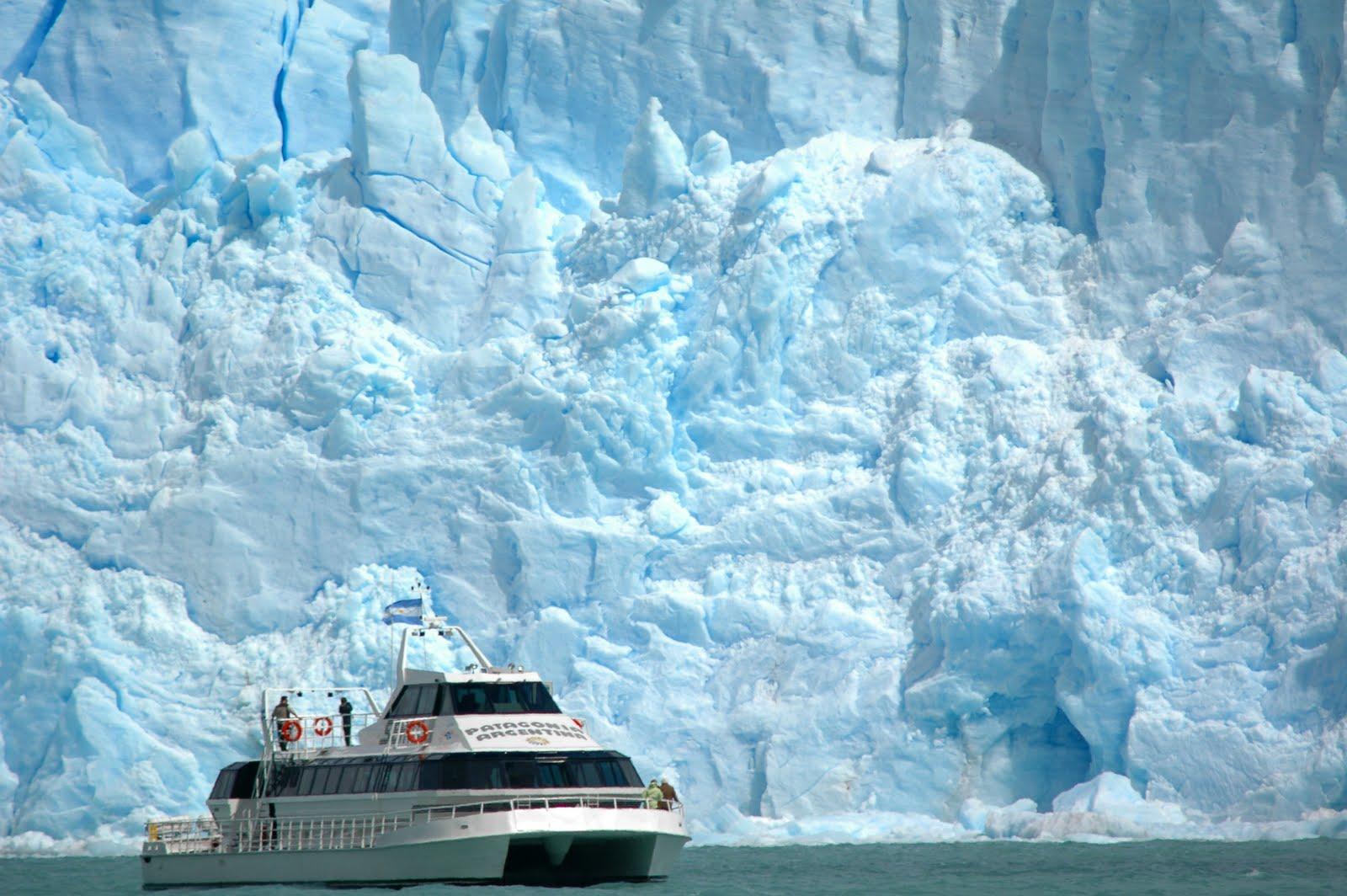 地球の宝石!?サファイヤブルーの氷河「ロスグラシアレス国立公園」