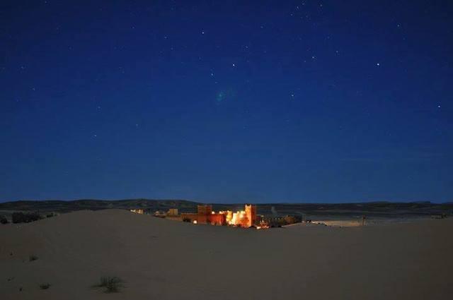 モロッコの砂漠に咲く花のようなオアシスホテル「オーベルジュ・ド・スッド」