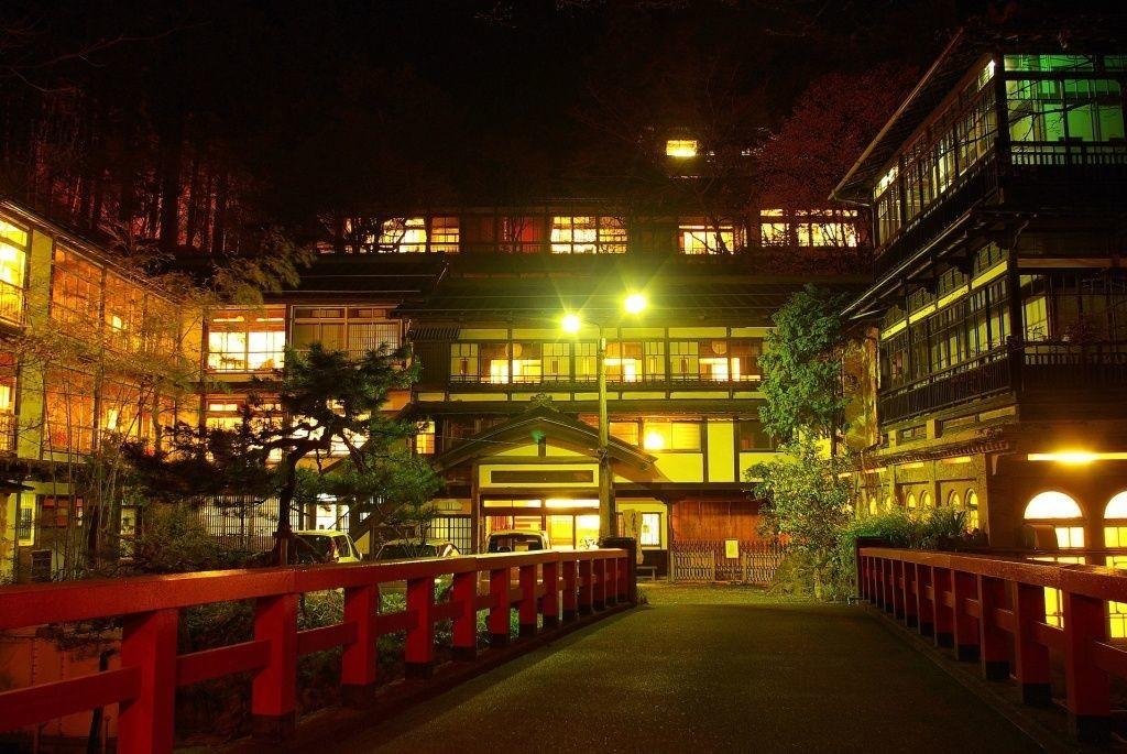 千と千尋の世界すぎる!群馬県の四万温泉「積善館」がとても素敵