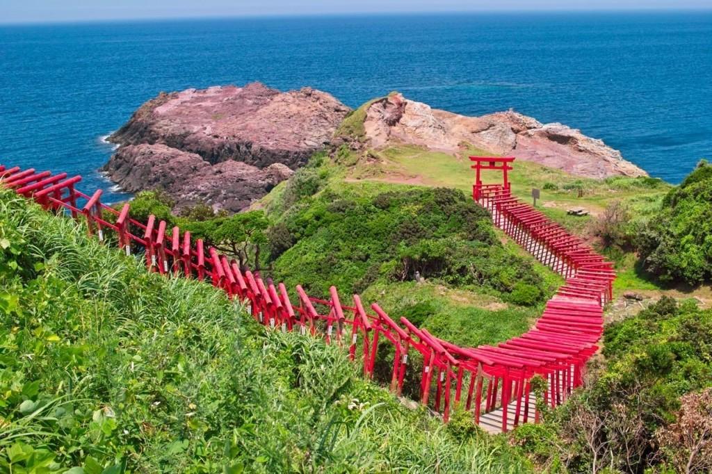元乃隅稲成神社/山口
