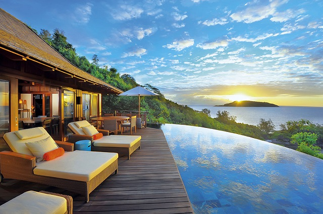 インド洋最後の楽園で至福のひとときを過ごせるリゾート「コンスタンス・エフェリア」