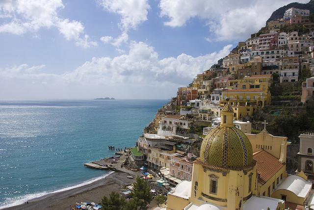世界一美しい海岸をもつ南イタリアの宝石「アマルフィ海岸」