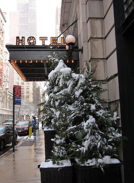 エース・ホテル・ニューヨーク(ACE HOTEL New York)