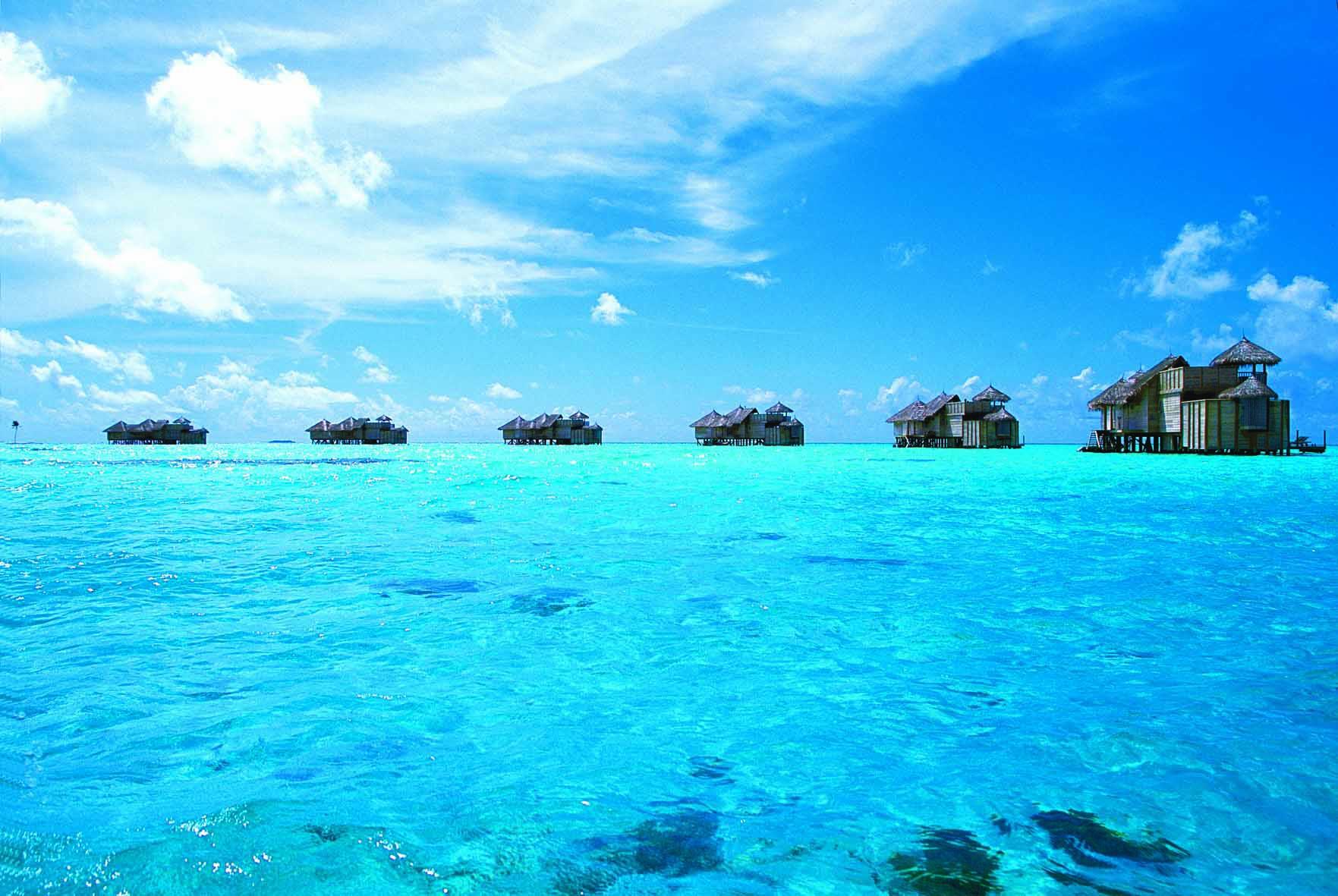 究極の楽園でリラックスを。モルディブが誇る最高のエコロジー・リゾート「ギリ・ランカンフシ・モルディブ」