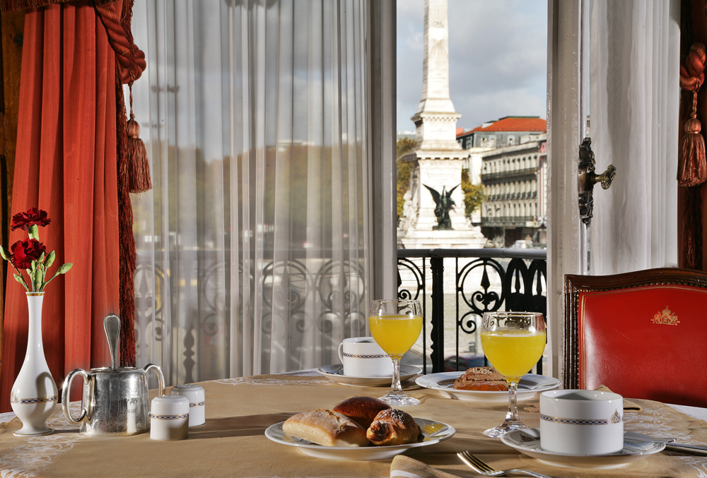 リスボンの輝く宝石のようなラグジュアリーホテル「ホテル・アベニーダ・パレス」