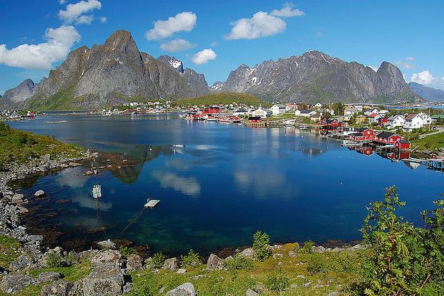 ノルウェーのレーヌ