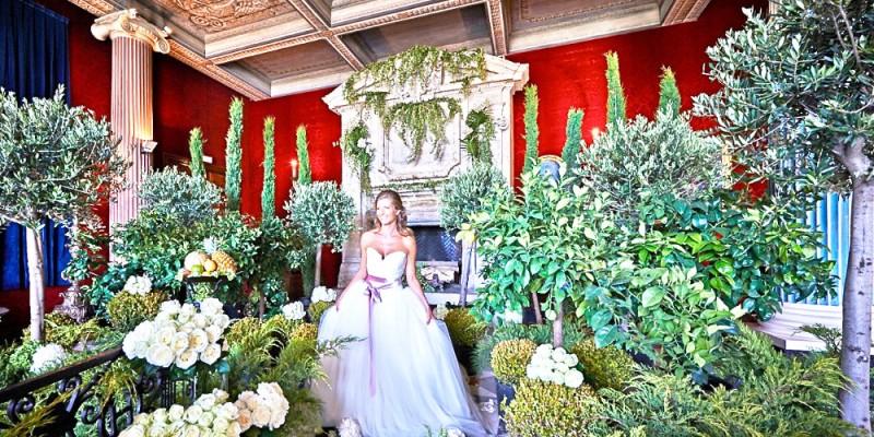 ル・ネグレスコでの結婚式