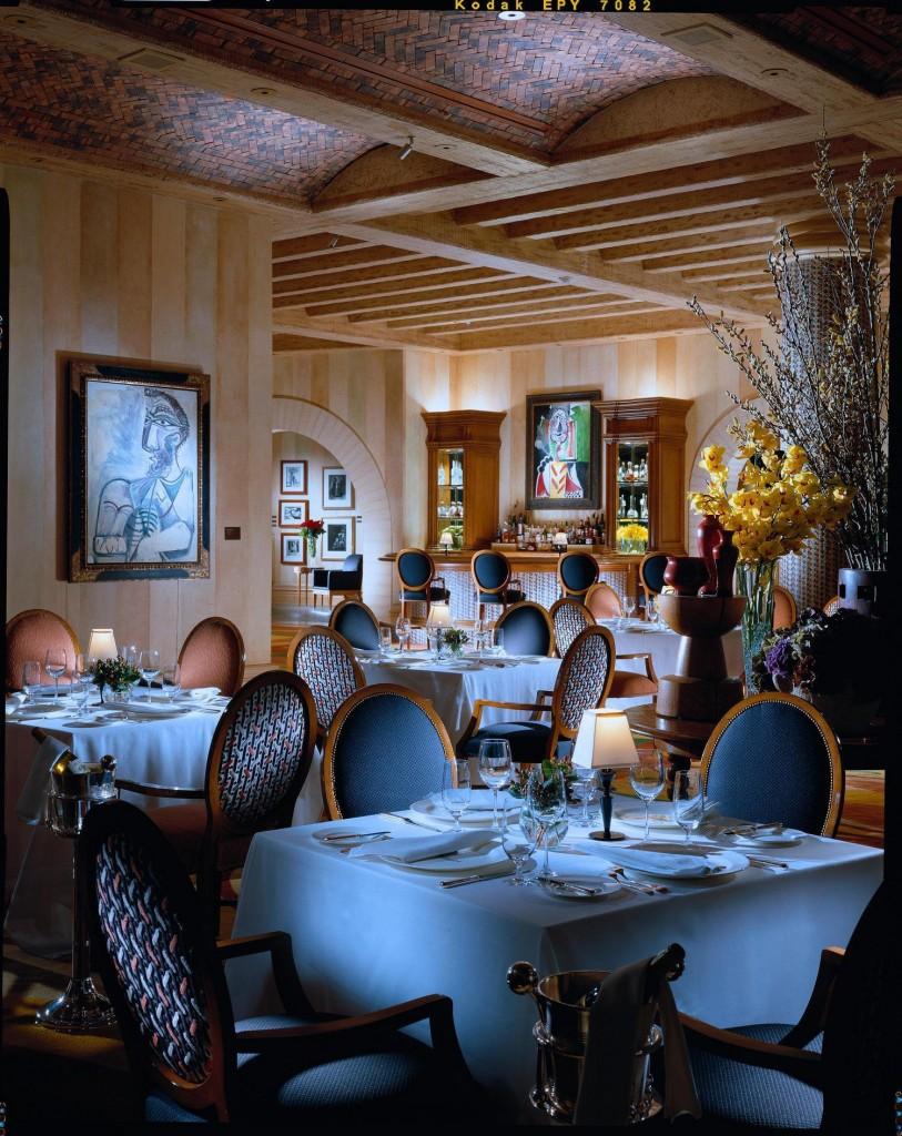 ベラッジオ・タワーズのレストランピカソ