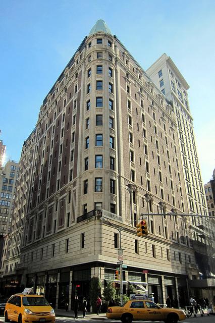 エース・ホテル・ニューヨーク(ACE HOTEL New York)の外観