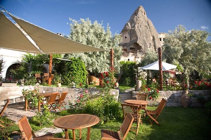伝統感じる洞穴ホテルで上質な滞在を楽しめる「ケレベッキ・スペシャル・ケイブ・ホテル」