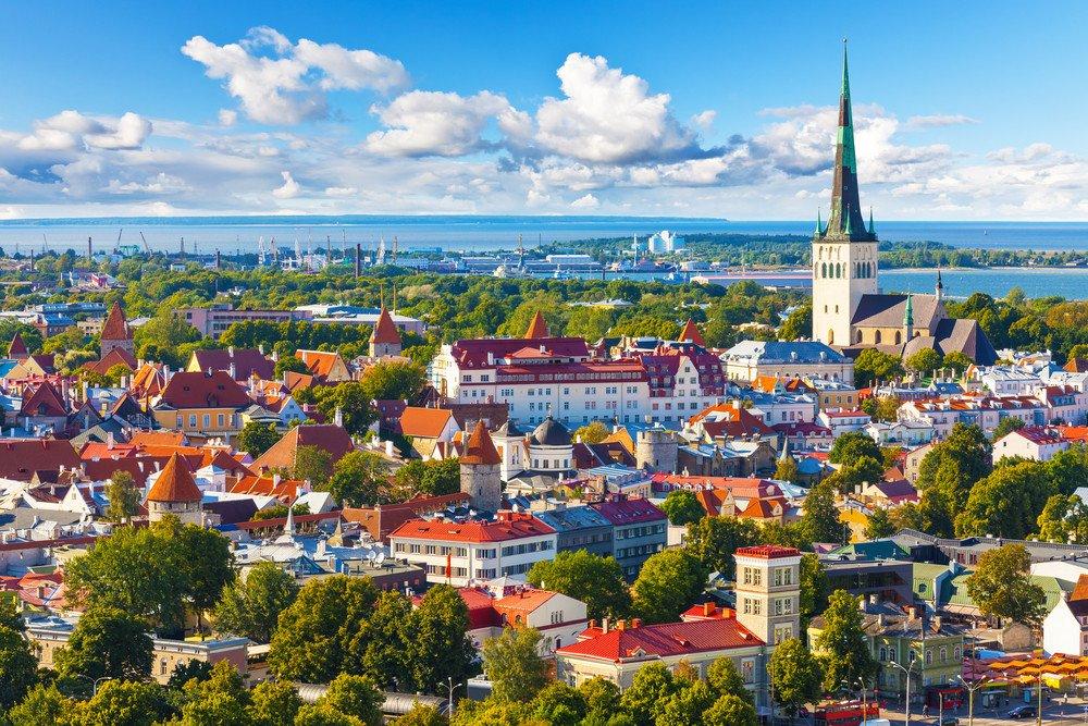 まるでおとぎの国?エストニアの「タリン」が可愛いらしくてとても素敵