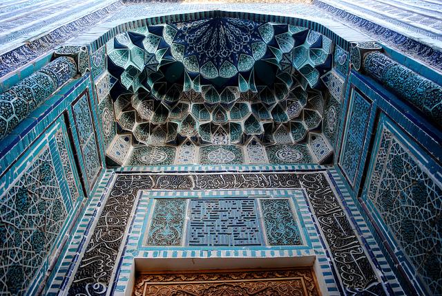 悠久の歴史を感じる美しき青で彩られたウズベキスタンの古都「サマルカンド」