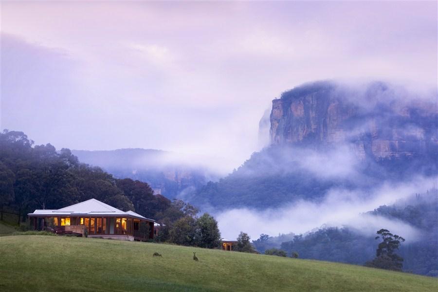 世界遺産の中で究極エコツーリズムを満喫できるリゾート「エミレーツ・ウォルガン・バレー・リゾート&スパ」