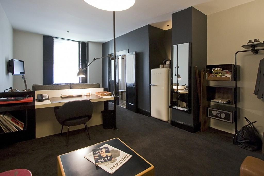 エース・ホテル・ニューヨーク(ACE HOTEL New York)の客室
