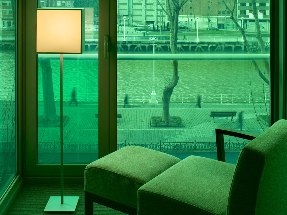 ホテルエスぺリアビルバオの客室