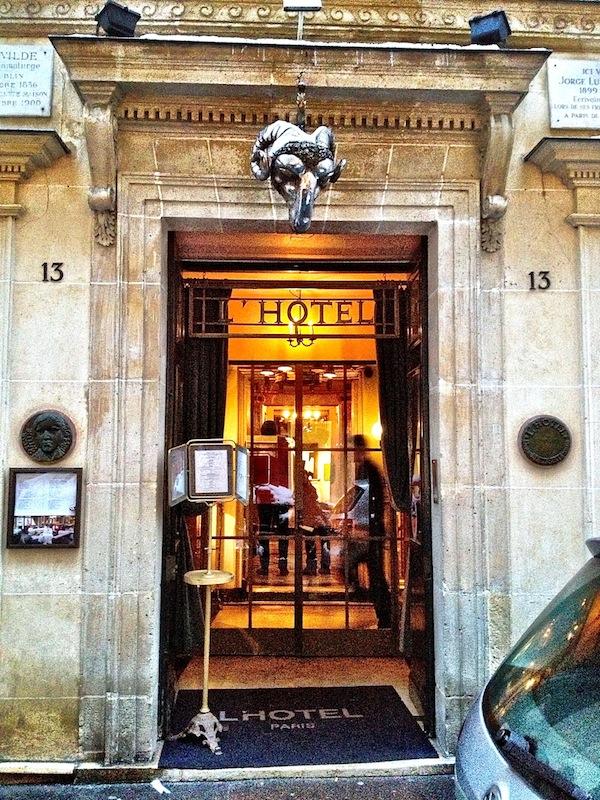 L'HOTEL-PARIS