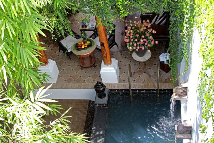 ザ・サイアムホテルのプールヴィラ・コートヤード