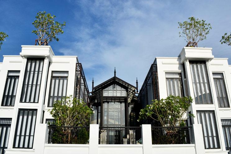 バンコクにいながらリゾート気分が味わえる最高級ホテル「ザ・サイアムホテル」