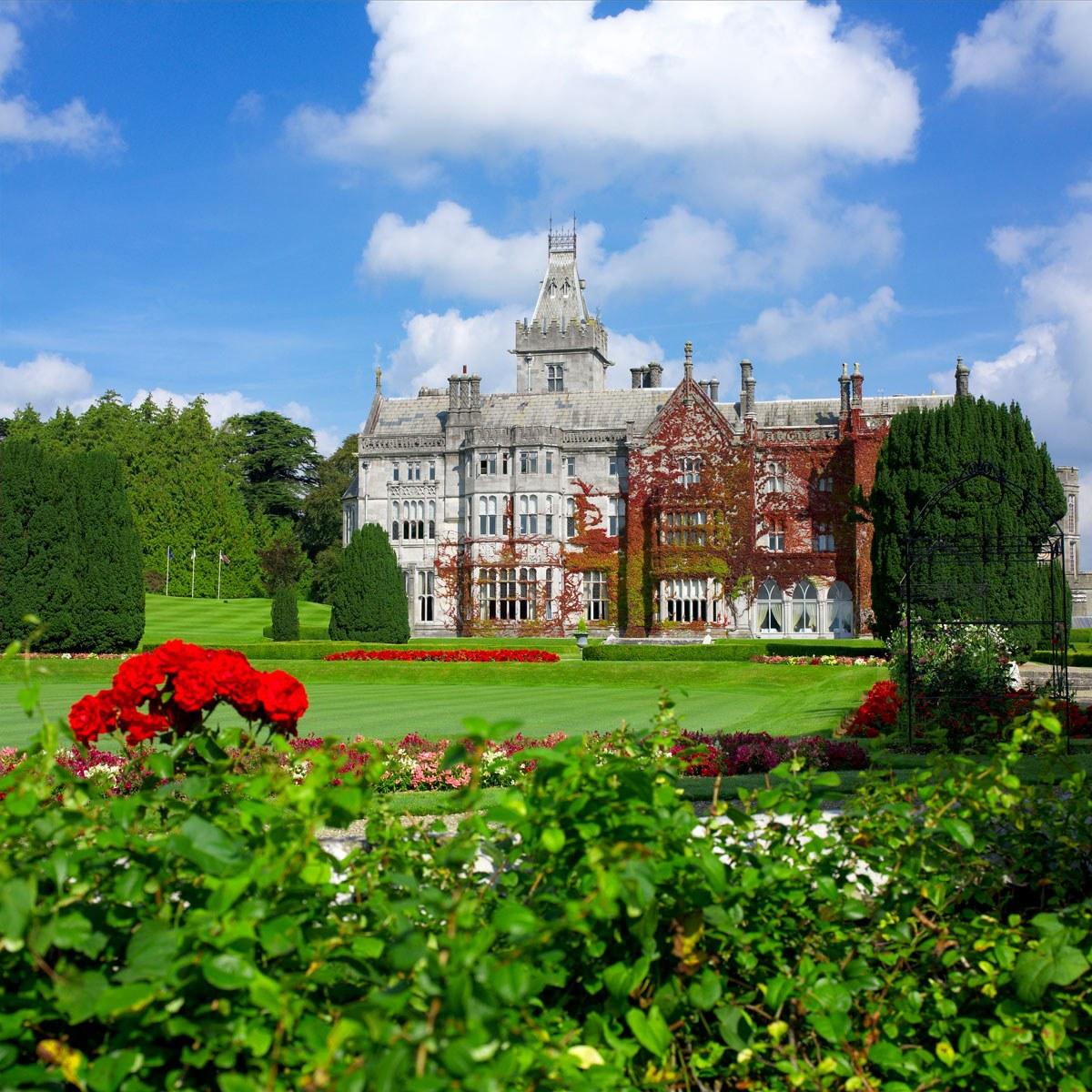 まるで18世紀にタイムスリップしたような伯爵ホテル「アデア・マナー・ホテル&ゴルフ・リゾート」